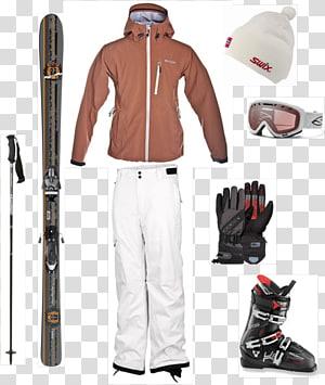 Alpine skiing Ski suit Sport, fashionable women PNG