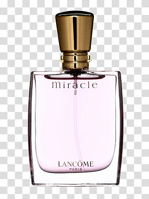 Lancome Mircale bottle graphic, Perfume Bottle, perfume PNG clipart