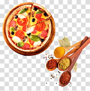 Pizza Italian cuisine Flyer Oven Advertising, Delicious pizza PNG clipart