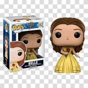 Belle Beauty and the Beast Funko Action & Toy Figures, others PNG clipart