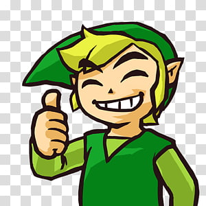 The Legend of Zelda: Tri Force Heroes The Legend of Zelda: The Wind Waker The Legend of Zelda: A Link to the Past and Four Swords The Legend of Zelda: Four Swords Adventures, others PNG