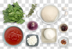 Vegetarian cuisine Greek pizza Greek cuisine Mediterranean cuisine, pizza ingredients PNG clipart