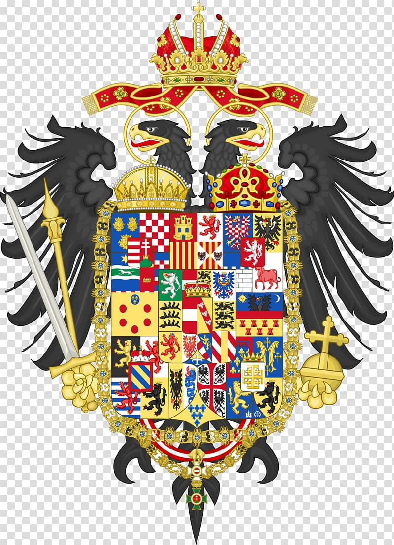 Austrian Empire Habsburg Monarchy House of Habsburg Holy Roman Emperor Coat of arms, Family PNG