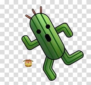 Final Fantasy VIII Final Fantasy XV Final Fantasy XIV, cactus PNG