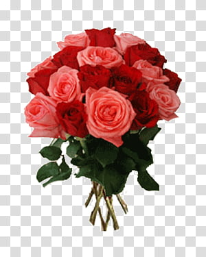 Flower bouquet Gift Rose Valentine\'s Day, mix flowers PNG