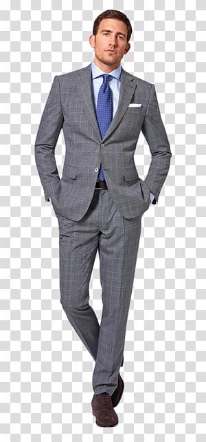 Tuxedo Suit Jacket Made to measure Blazer, anzug PNG