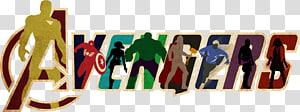 Marvel Avengers logo, Hulk Iron Man Spider-Man Avengers Logo, Avengers PNG clipart