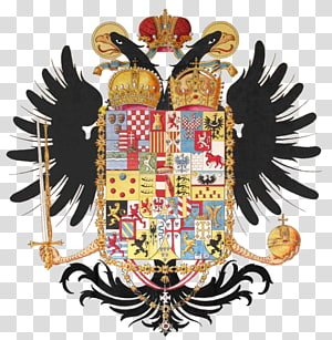 Habsburg Monarchy Holy Roman Empire House of Habsburg Coat of arms Holy Roman Emperor, eagle PNG