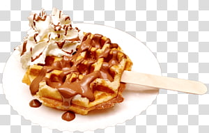 Belgian waffle Belgian cuisine Food American cuisine, catering van PNG