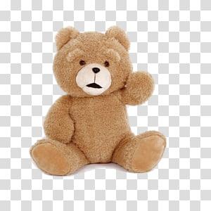 Teddy bear Doll Brown bear, Brown Teddy Bear PNG clipart