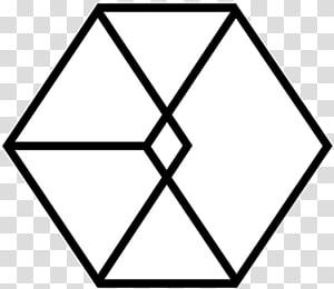 Exodus Album K-pop Music, exo logo PNG clipart