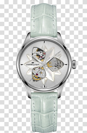 Hamilton Watch Company Replica Skeleton watch Retail, watch PNG clipart