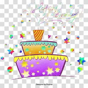 Illustration Birthday cake Birthday cake, Birthday PNG clipart