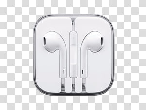 Microphone Apple earbuds iPhone 6 AirPods Headphones, microphone PNG
