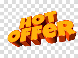 Typography, Hot offer PNG