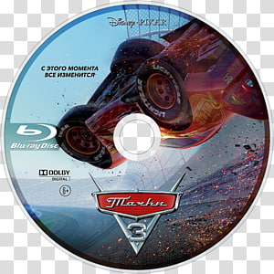 Blu-ray disc Cars Lightning McQueen DVD Film, others PNG clipart