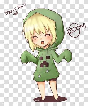 Anime Artwork Minecraft Drawings