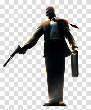 Hitman: Blood Money Icon, Hitman PNG clipart