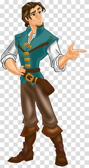 Flynn Rider Tangled Rapunzel Walt Disney World Ariel, aladdin PNG clipart