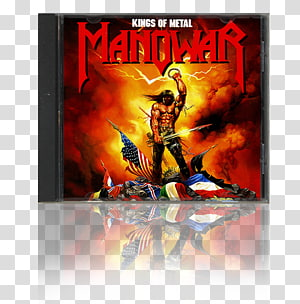 Kings of Metal Manowar Heavy metal Music Album, Advanced Audio Coding PNG clipart