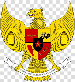 National emblem of Indonesia Pancasila Garuda Symbol, symbol PNG clipart