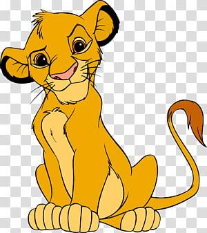 Lion King Simba illustration, Simba Mufasa Shenzi Nala The Lion King, Lion King 1xbd PNG