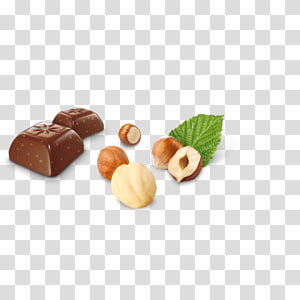 Milk Chocolate bar Praline Hazelnut, milk PNG