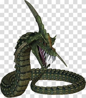 Snake Legendary creature, Creature PNG clipart