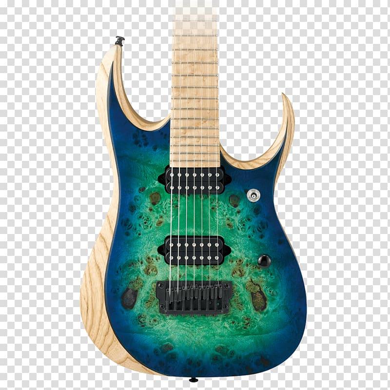 Ibanez RGDIX7MPB Seven-string guitar Electric guitar, guitar ... on
