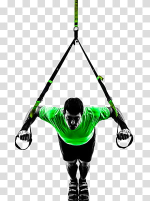 Suspension training Strength training Exercise Bands Physical fitness, urban background PNG