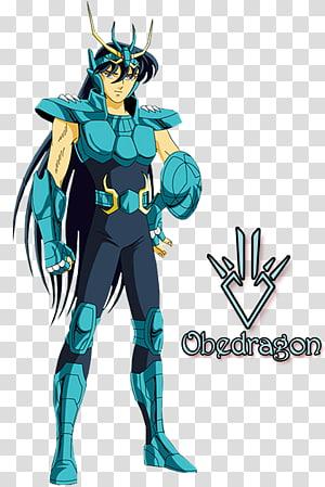 Dragon Shiryū Pegasus Seiya Andromeda Shun Phoenix Ikki Saint Seiya: Knights of the Zodiac, manga PNG clipart