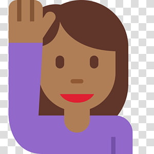Human skin color Dark skin Light skin, arm emoji PNG clipart