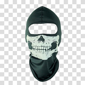 Call of Duty: Ghosts Balaclava Mask Skiing Face, mask PNG