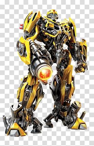 Transformer Bumble Bee, Bumblebee Optimus Prime Transformers: The Last Knight, transformers PNG clipart