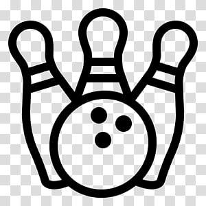 Strike Ten-pin bowling , Sport Bowling PNG