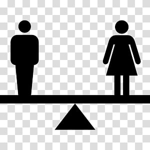 Female Woman Gender equality Feminism, gender PNG clipart
