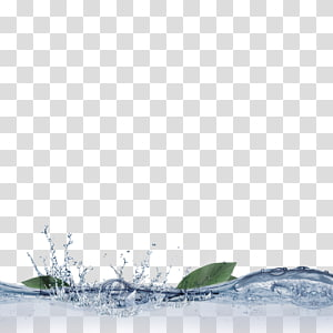 blue fresh water border texture PNG