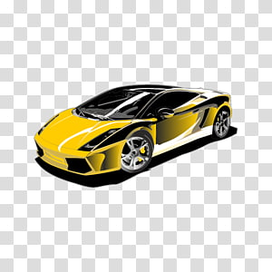 Sports car Drawing, car PNG