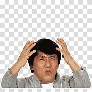 Jackie Chan Adventures Internet meme Actor, jackie chan PNG clipart