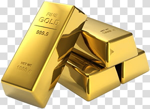 Bullion coin Gold bar Gold as an investment, gold PNG clipart