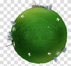 Earth Computer file, Green Earth PNG clipart
