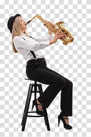 Saxophone , Saxophone PNG