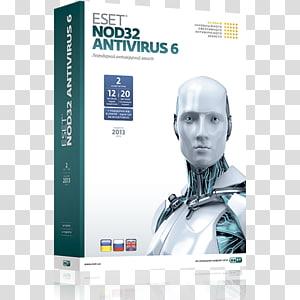 ESET NOD32 ESET Internet Security Antivirus software Computer security, NOD32 PNG