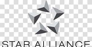 Star Alliance Lufthansa Airline alliance Swiss International Air Lines, alliance logo wow PNG