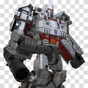 Megatron Galvatron Optimus Prime Bumblebee Transformers: War for Cybertron, transformer PNG clipart