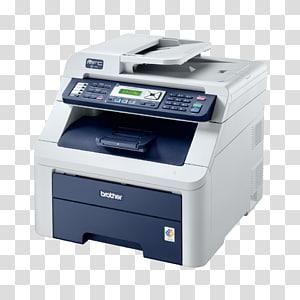 Brother Industries Multi-function printer Toner cartridge, printer PNG