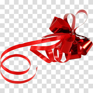 Ribbon Gift Knot Packaging and labeling Christmas, ribbon PNG