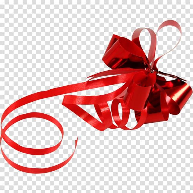 Ribbon Gift Knot Packaging and labeling Christmas, ribbon PNG