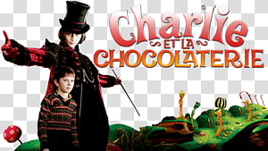 Willy Wonka Charlie and the Chocolate Factory Charlie Bucket Violet Beauregarde Charlie and the Great Glass Elevator, others PNG