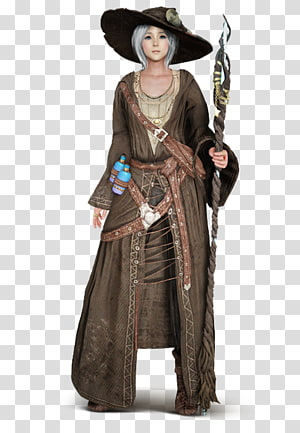 Black Desert Online Magician Game witch, Black Desert PNG